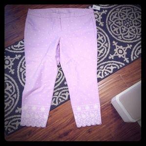⬇️💜Old Navy Purple Pixie Pants